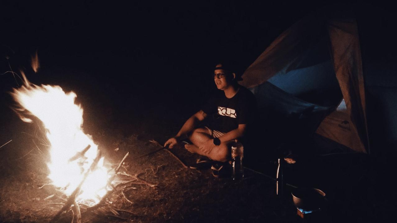 Api Unggun Karang Boma