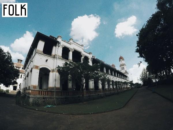 Tugu Muda, Lawang Sewu, Semarang, Angker, Mistis