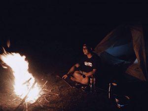 Camping Di Karang Boma