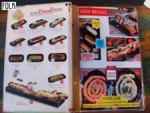 Roti Bakar 543 Express Kuta