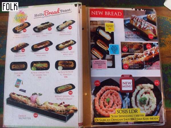 Kedai Roti Bakar 543 Kuta