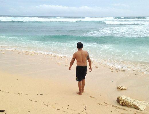 Pantai Nyang Nyang Uluwatu