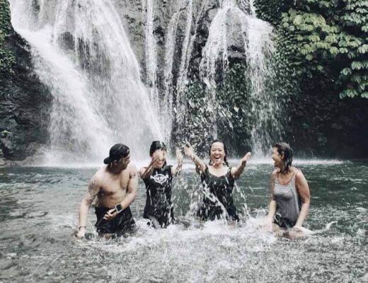 Air Terjun Banyumala